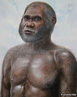 How the Red Deer Cave people might have looked 11,500 years ago