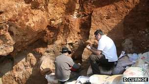 Scientists continue to excavate at Maludong