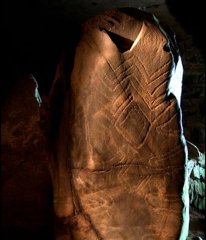 Some of their subjects remain stunning works of beauty many centuries after they were carved by their creators. The spirals, zig-zags and other art at the Stone Age chambered tomb Barclodiad y Gawres, Anglesey, are a relatively recent discovery.
