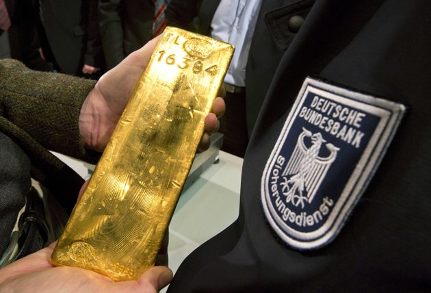 gold-ingot-german-photo