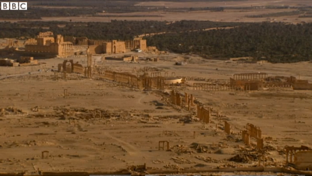 Historian Dan Cruickshank explains the significance of the ancient Syrian city of Palmyra