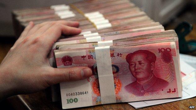 chinese-city-burns-money