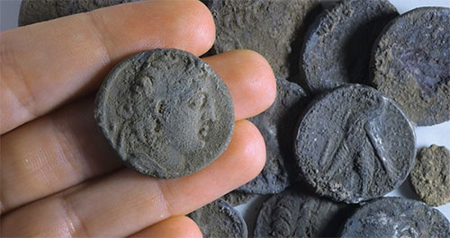 Image courtesy of the Israel Antiquities Authority