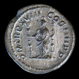 Caracalla Silver Coin