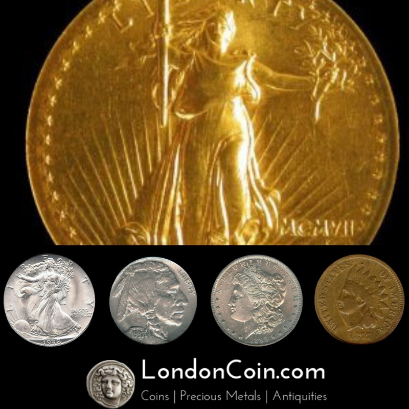 Estate coin buyer and rare coin buyer in Newport Beach CA