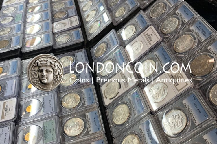 bullion or coin investment in orange county