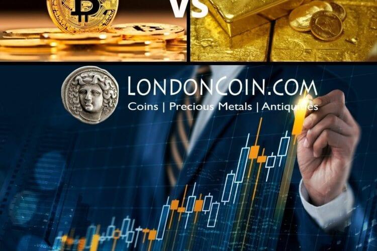 Bitcoin or Gold Coin?