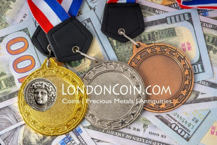 Are Gold Medals Worth Much